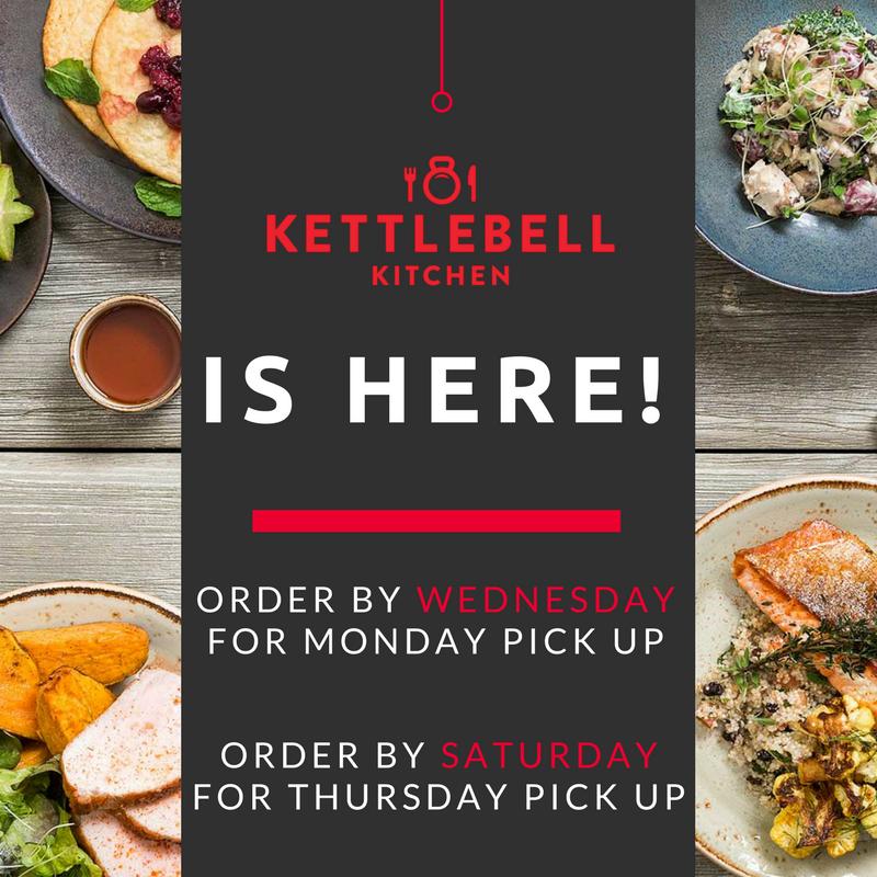 Introducing Kettlebell Kitchen